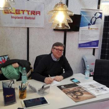Sandro Grego - Presidente EuroElettra -Impianti Elettrici
