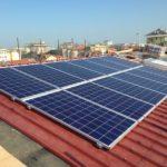 Impianto fotovoltaico abitazione